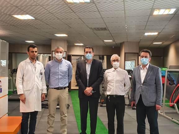 روز ملی فیزیوتراپی در بیمارستان اختر